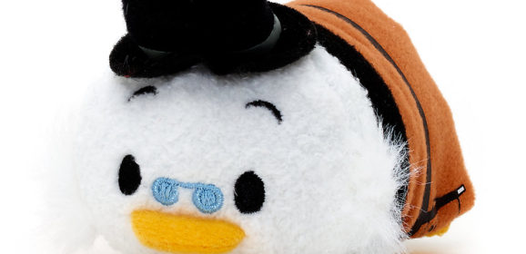 New DuckTales Scrooge McDuck Tsum Tsum Released!