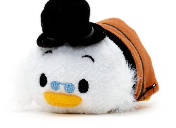 New DuckTales Scrooge McDuck Tsum Tsum Released!