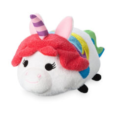 New Inside Out Rainbow Unicorn Tsum Tsum Now Available Online!