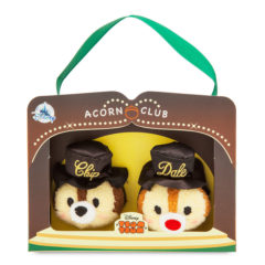 New Chip & Dale 75th Anniversary Tsum Tsum Set Now Available Online!