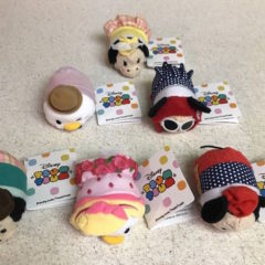 New Retro Disney Tsum Tsum Collection surfaced the Disney Parks!