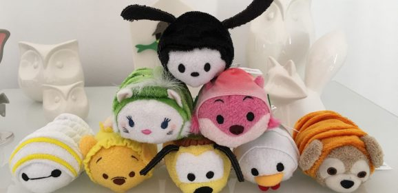 Detailed Look at the 'Food Style' Tsum Tsum Collection Released at Hong Kong Disneyland!