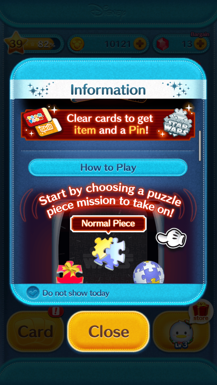 New Star Wars Puzzle Event in the Disney Tsum Tsum App!  634e0cc63