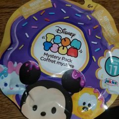 New Disney Tsum Tsum Series 11 Blind Bags by Jakks Pacific Begin to Surface!