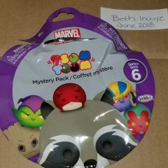 New Marvel Tsum Tsum Series 6 Blind Bags Begin to Surface!