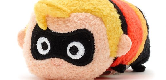 New Incredibles 2 Tsum Tsum Collection Now Available in the UK and Europe!