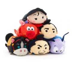New Mulan Tsum Tsum Collection now available for pre-order online in UK!