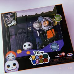 New GameStop Exclusive Nightmare Before Christmas Tsum Tsum Set to be released at SDCC!
