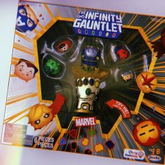 Previews of the SDCC Exclusive Infinity Gauntlet Tsum Tsum Set by Jakks Pacific!