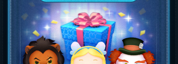 Select Box now in the Disney Tsum Tsum Japan App!