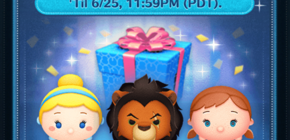 Select Box now happening in the Disney Tsum Tsum App!