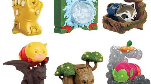 Closer Look at the new Marvel Tsum Tsum Blind Bag Series 6 Vinyls!