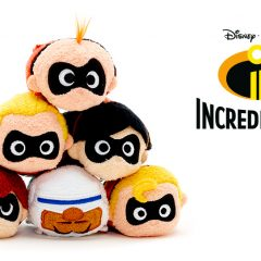Incredibles 2 Tsum Tsum Collection makes its way Online