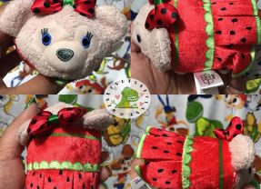 New Reversible Fruit Duffy and Friends Tsum Tsum Collection released!