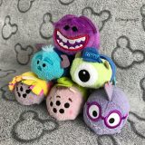 Closer Look at the new Monsters University Tsum Tsum Collection!