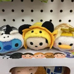 New Animal Tsum Tsum Series Surfaces at Target!