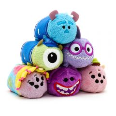 New Monsters University Tsum Tsum Collection Released Online in UK and Europe!