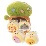 New Winnie the Pooh and Friends Tree House Tsum Tsum Set Coming Soon!