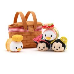 New Picnic Basket Tsum Tsum Set Released!