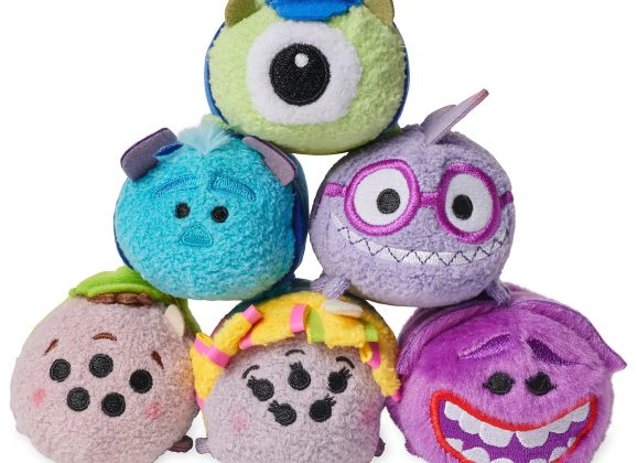 New Monsters University Tsum Tsum Collection Now Available Online!