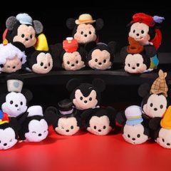 Previews of the new Mickey Mouse 90th Anniversary Tsum Tsums!