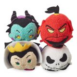 New New Disney Villains Reversible Tsum Tsum Collection Released in US!