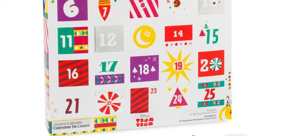 New 2018 Disney Tsum Tsum Advent Calendar Now Available Online (Spoilers)!
