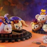 New Duffy and Friends Halloween Tsum Tsums Coming Soon to Hong Kong Disneyland!