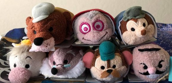 New Toad Hall Tsum Tsum Collection Released at Walt Disney World!