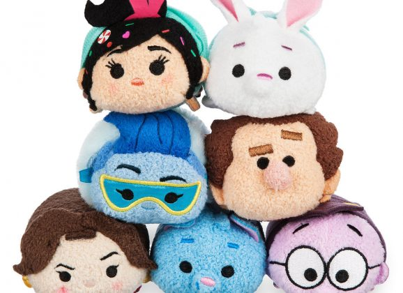 New Wreck-It Ralph 2: Ralph Breaks the Internet Tsum Tsum Collection Now Available Online!
