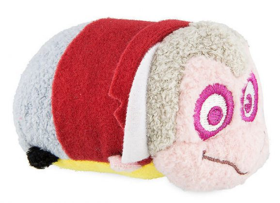 New Disney Parks Exclusive Mr. Toad's Wild Ride Tsum Tsum Collection Now Available Online!