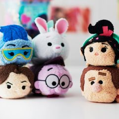 New Wreck-It Ralph: Ralph Break the Internet Tsum Tsum Collection Coming Soon to Japan!