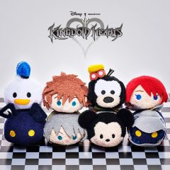 Kingdom Hearts Tsum Tsum Box Set to be re-released Dec. 18 in Japan!