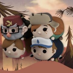New Gravity Falls Tsum Tsums to be released on the Quidd App!