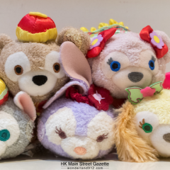 New Chinese New Year Duffy and Friends Tsum Tsum Collection Released!