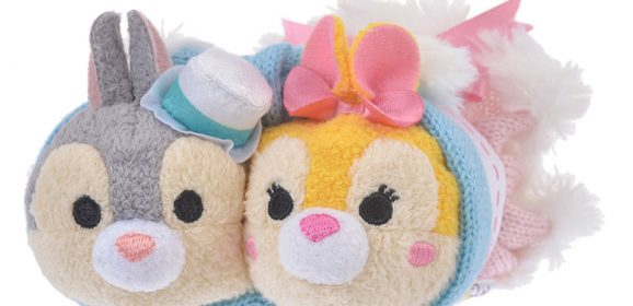 New Mickey/Minnie, Donald/Daisy and Thumper/Miss Bunny Valentine's Day Tsum Tsum Sets Coming Soon!