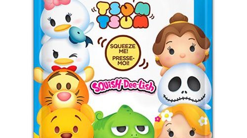 New Disney Tsum Tsum Squish-Dee-Lish Series 3 by Jakks Pacific Coming Soon!