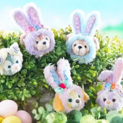 New Duffy and Friends Easter Tsum Tsums Coming Soon to Hong Kong Disneyland!