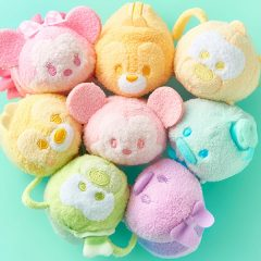 New Pastel Tsum Tsum Collection to be released in Japan!