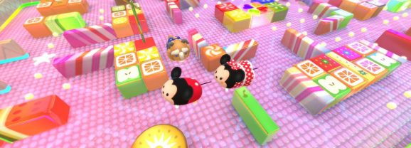 New Disney Tsum Tsum Festival Video Game for the Nintendo Switch Coming Soon!
