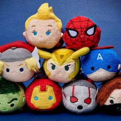 Marvel Tsum Tsums Return with new Loki Tsum Tsum!