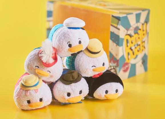 New Retro Donald Duck Tsum Tsum Set Coming Soon!