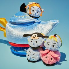 New Disney Tsum Tsum Genie set Coming Soon to Disney Store Japan!