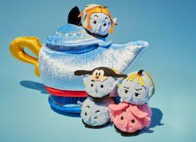 New Disney Tsum Tsum Genie set Coming Soon to Disney Store Japan!