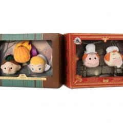 Preview of the D23 Expo Exclusive The Adventure of Ichabod and Mr. Toad 70th Anniversary Tsum Tsum Set!