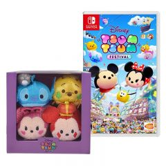 DisneyStore Japan has Tsum Festival up for pre-order!!!!