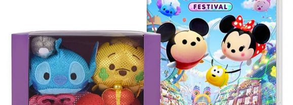 DisneyStore Japan has Tsum Festival up for pre-order!!!!