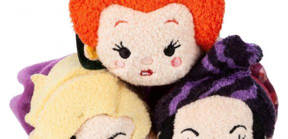 New Hocus Pocus Tsum Tsum Hocus Set Released!