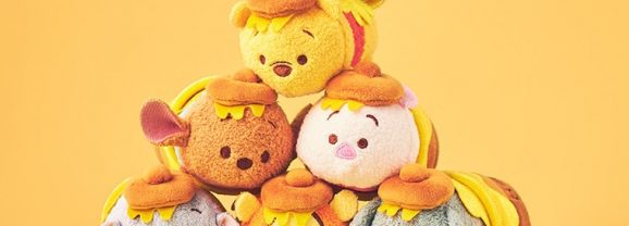 New Winnie the Pooh and Friends Honey Pot Tsum Tsum Collection Coming Soon!