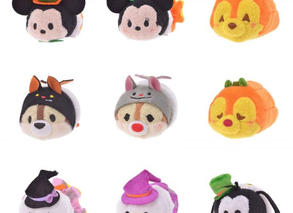 New Mickey and Friends Halloween Tsum Tsum Collection Coming Soon!